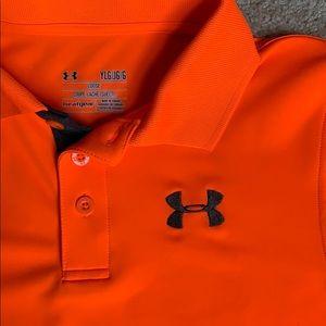 Under Armour dri fit polo/golf shirt